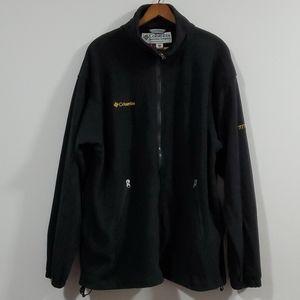 Columbia Sportswear Fleece Titanium Jacket XXL